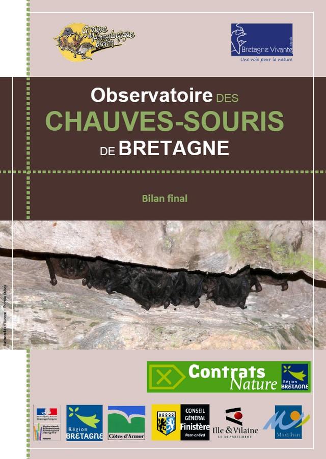 Rapport final Observatoire des Chauves-souris de Bretagne