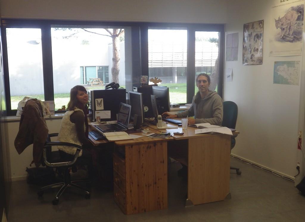 photo - nouveau bureau GMB22